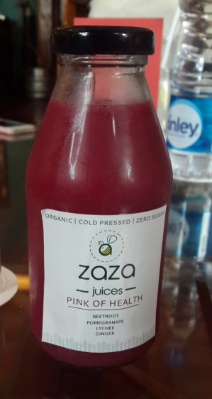 Shikanji and Beetroot Pomegranate juice