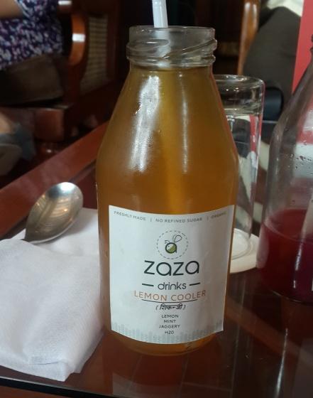 Shikanji and Beetroot Pomegranate juice