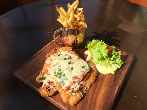 Chicken Parmiggina