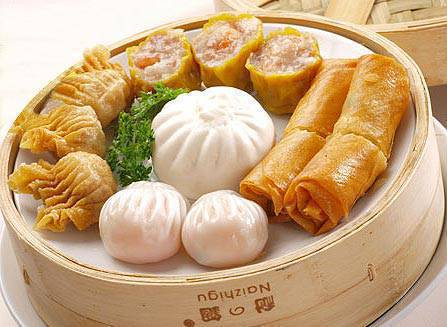 Fine dine dimsums - Pic Source Google