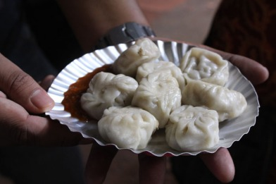 Steamed Momos - Pic Source Google